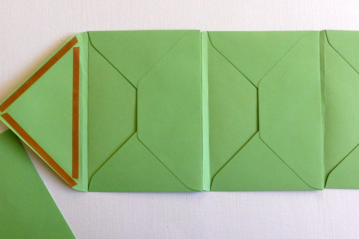 Jane T Envelope Flip Book 1A