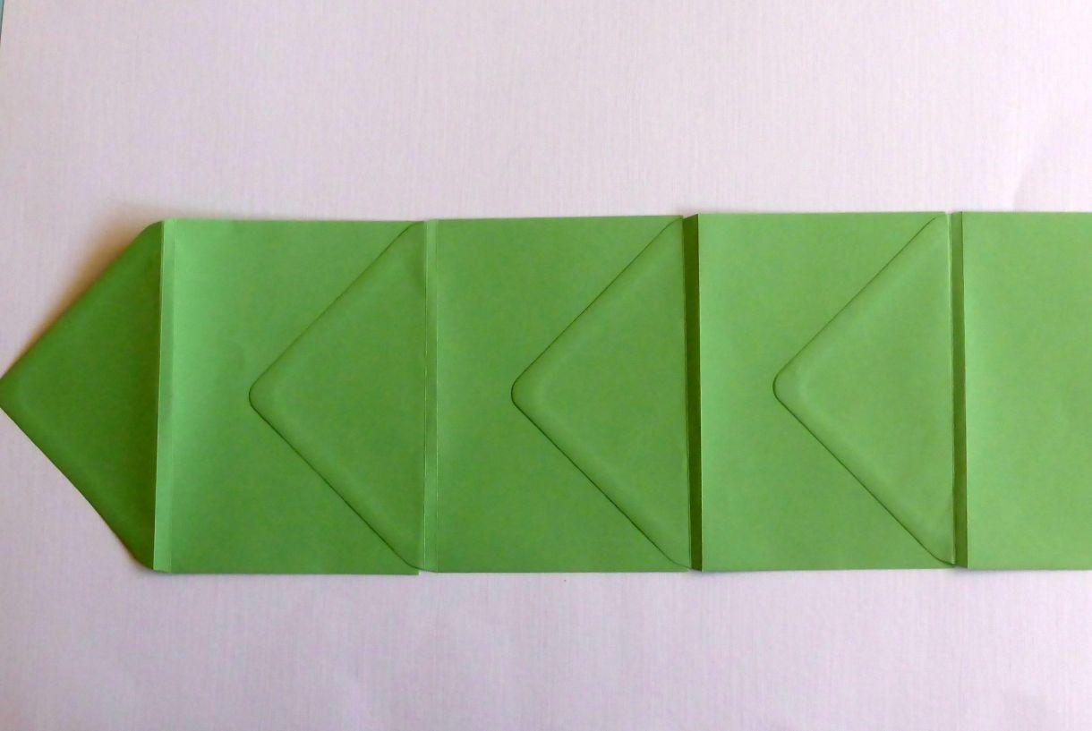Jane T Envelope Flip Book 1C
