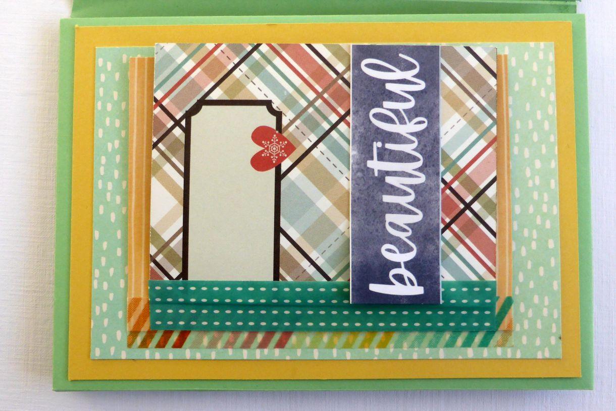 Jane T Envelope Flip Book 1N