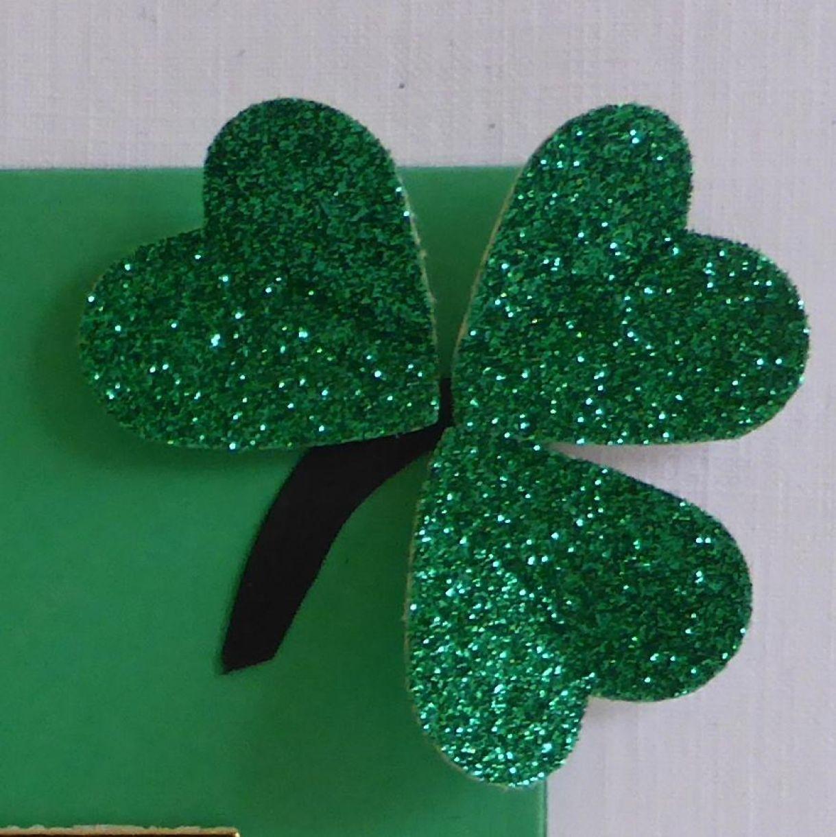 Jane T St Patricks Day Card 1D