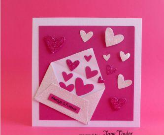 Always & Forever Valentine's Day Card