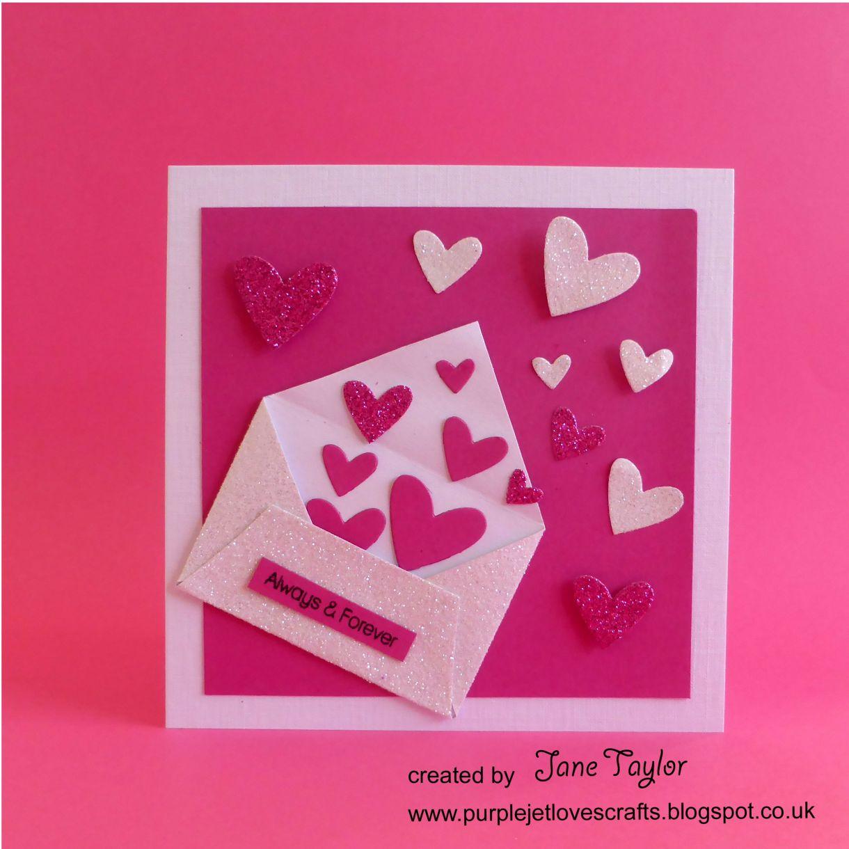 Jane T Valentine Hearts 1G