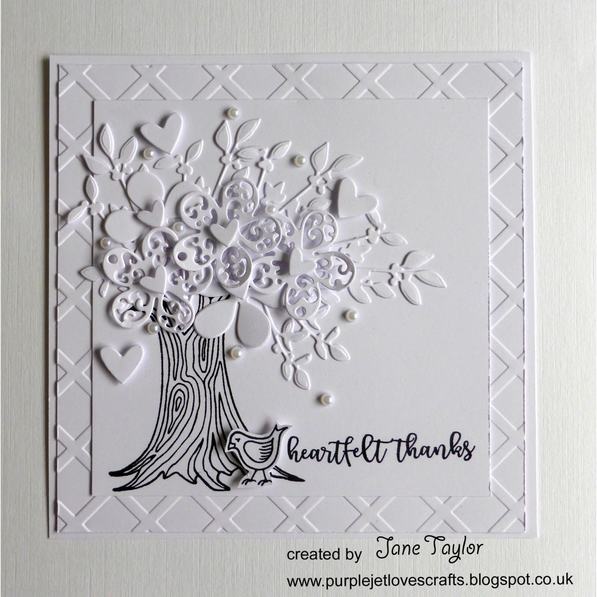 Jane T White Tree 1D