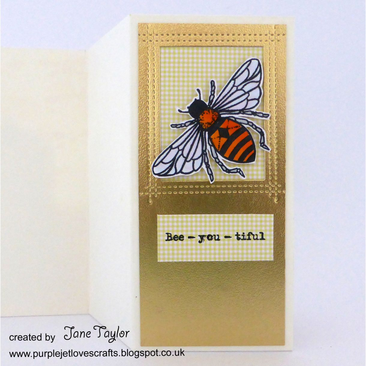 Jane T Bee Tag 1I