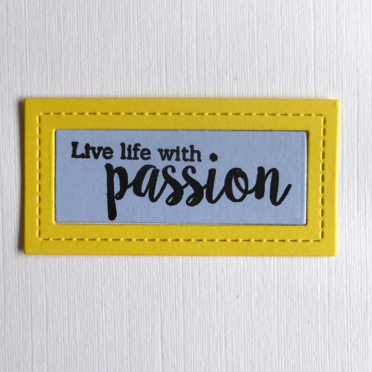Jane T Passion Card 1G