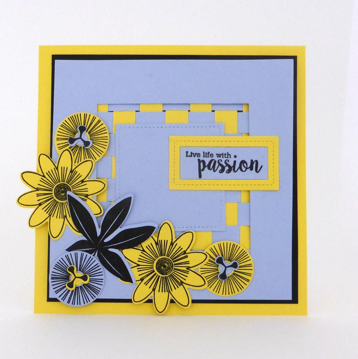 Jane T Passion Card 1J