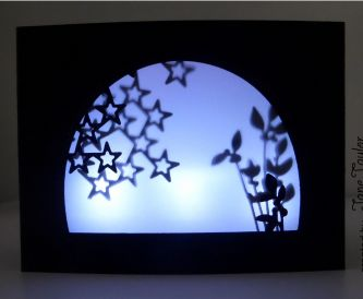 Tealight Screen