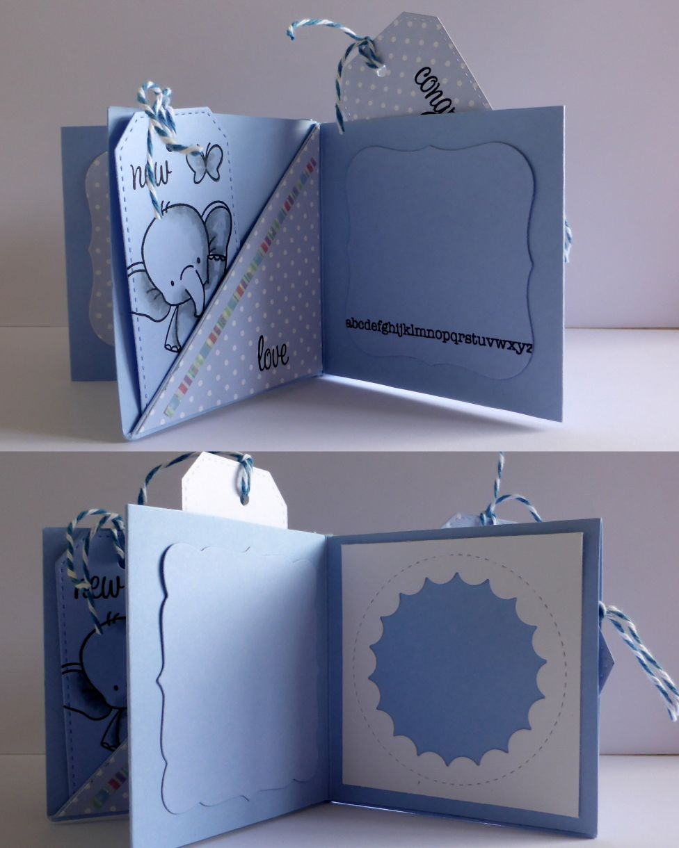 Jane Blue Mini Album Inside 2