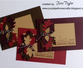 Autumn Colours Card