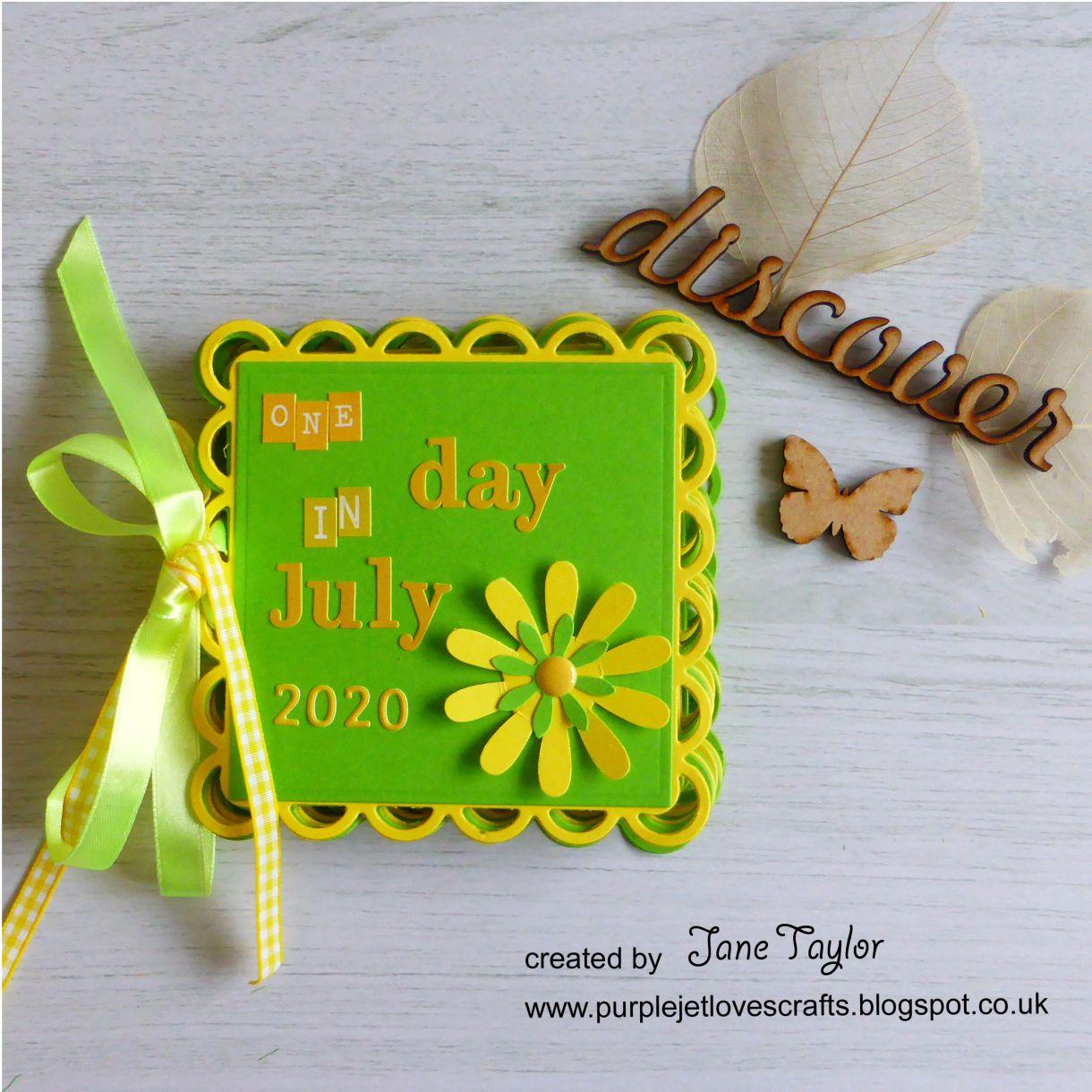 Jane Yellow Green Mini Album 1