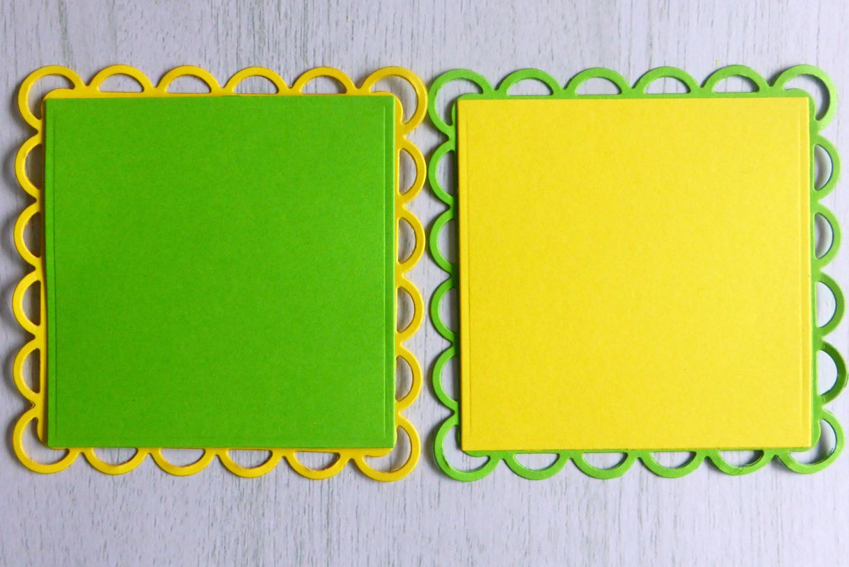 Jane Yellow Green Mini Album 7