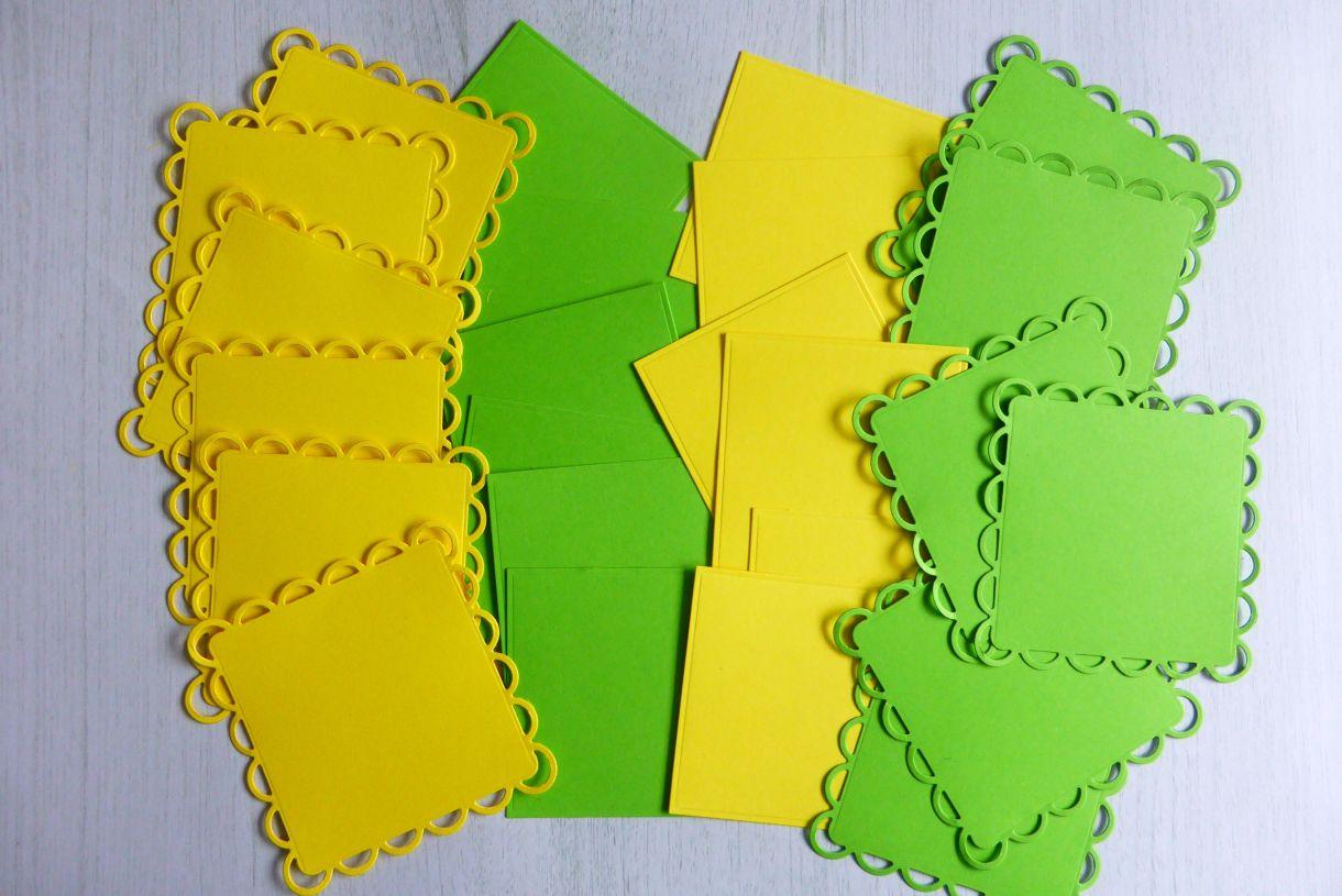 Jane Yellow Green Mini Album 8