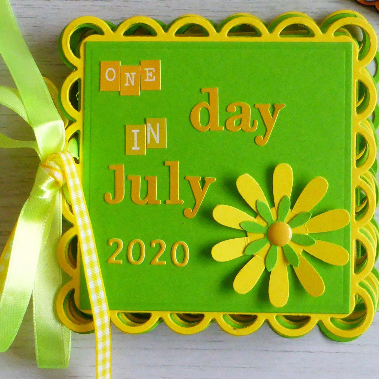 Jane Yellow Green Mini Album 9