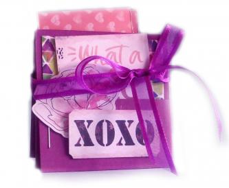 Mini Gift Zig-Zag Album