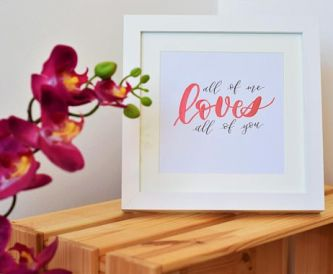 Calligraphy Trend & Top Tips from Just Lettering