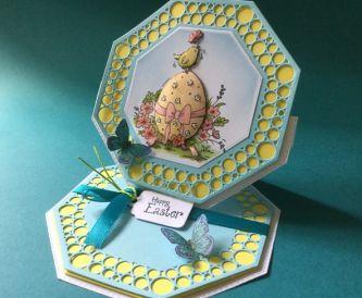 Easter Easel Card