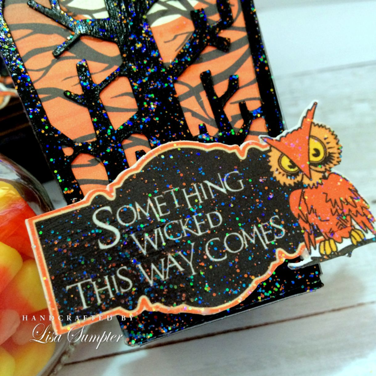 Lisa  Sumpter  Candy  Corn  Coffins 3