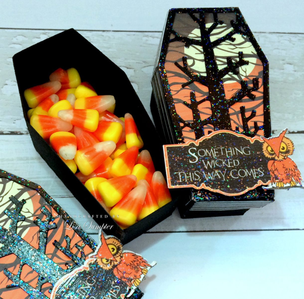 Lisa  Sumpter  Candy  Corn  Coffins 4