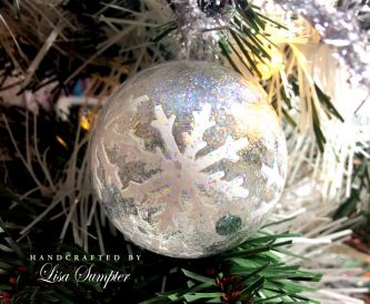 Christmas Tree Decoration Tutorial
