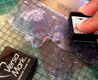 How To Heat Emboss Using Embossing Powder