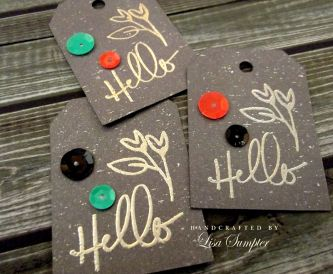 Simple Gift Tags