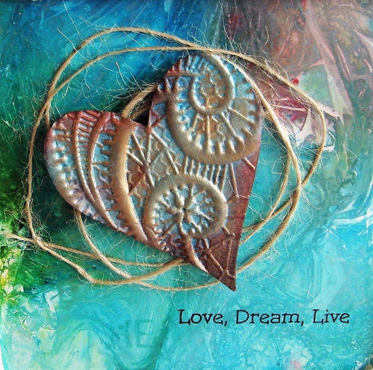 Love Dream Live Valentine Card 7