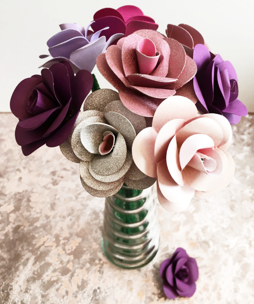 Main Paper Flowers