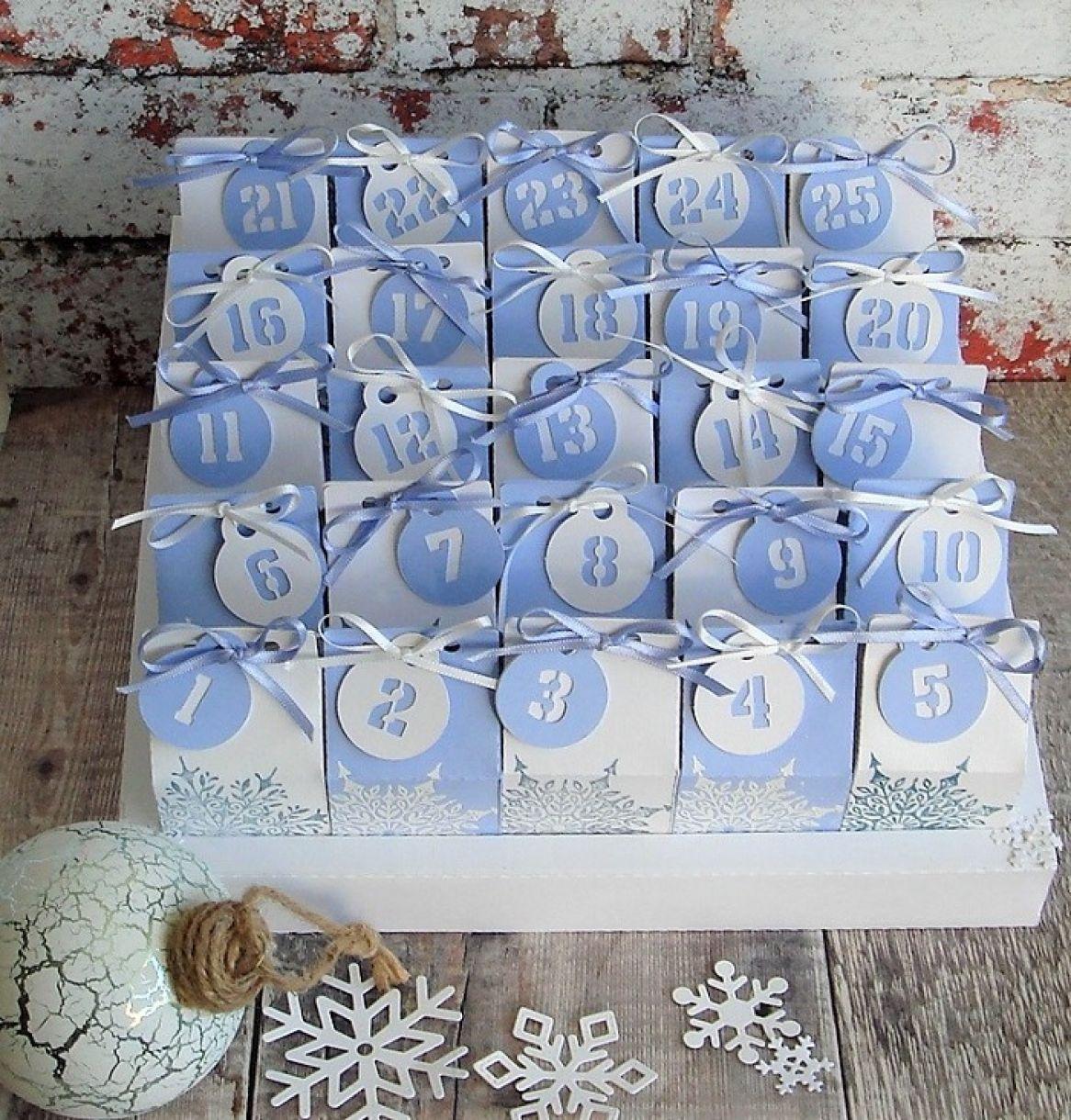 Milk Carton Advent Calender Boxes 2