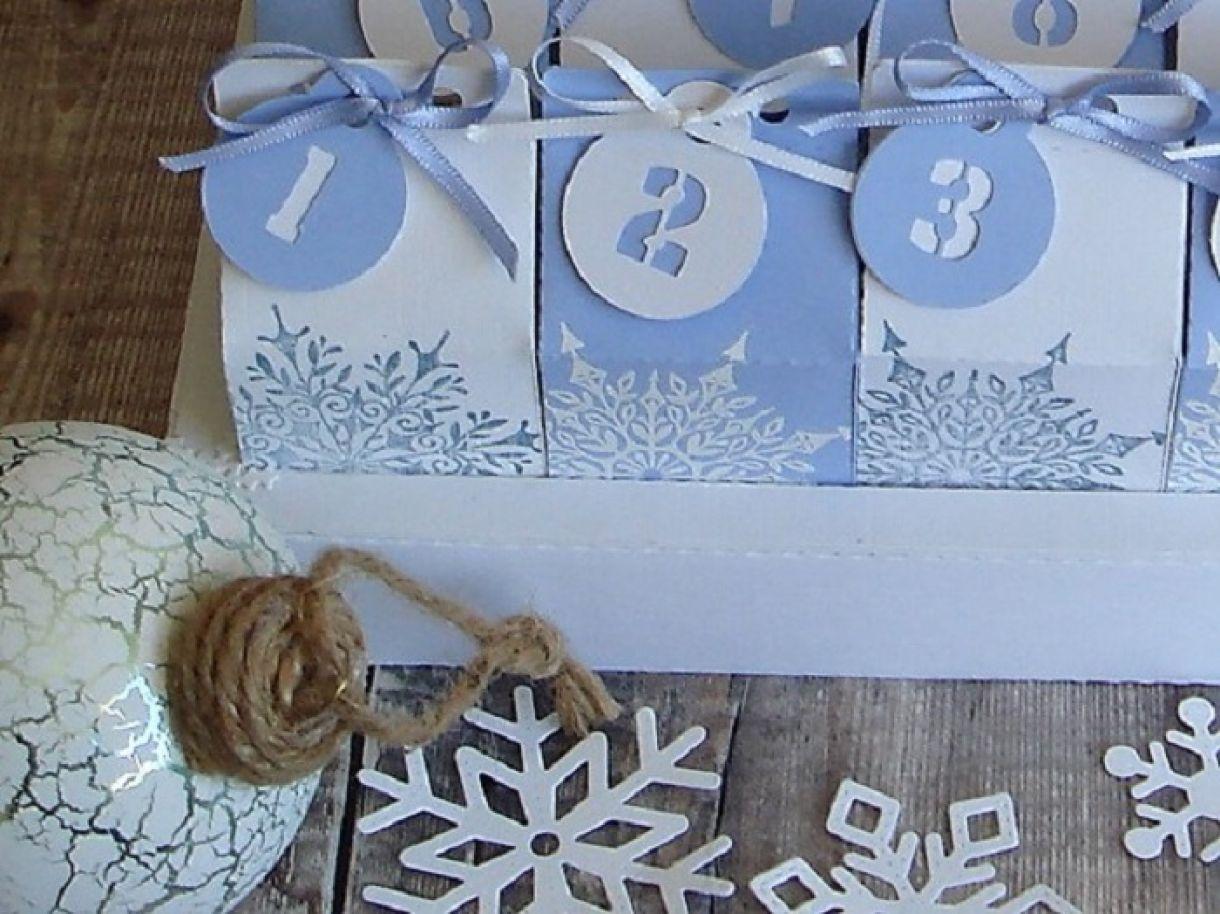 Milk Carton Advent Calender Boxes 3