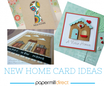 Handmade Moving House Card Ideas