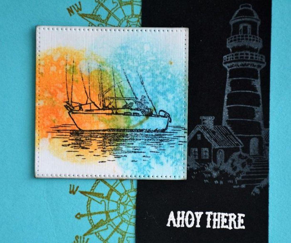 Nautical Themed Card 2