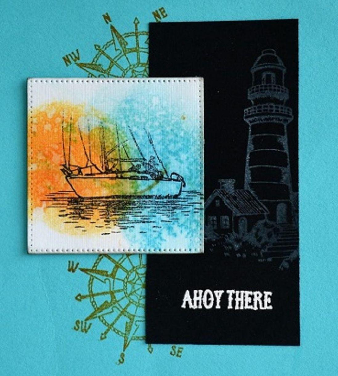 Nautical Themed Card 3