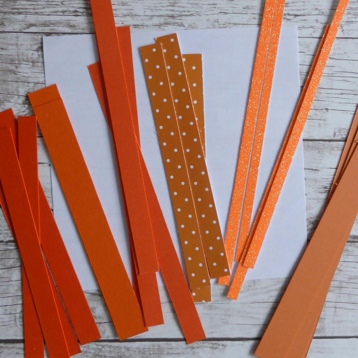 Orange Strips 1
