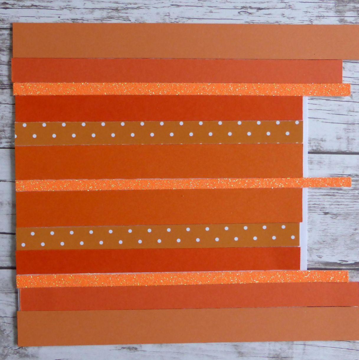 Orange Strips 1A