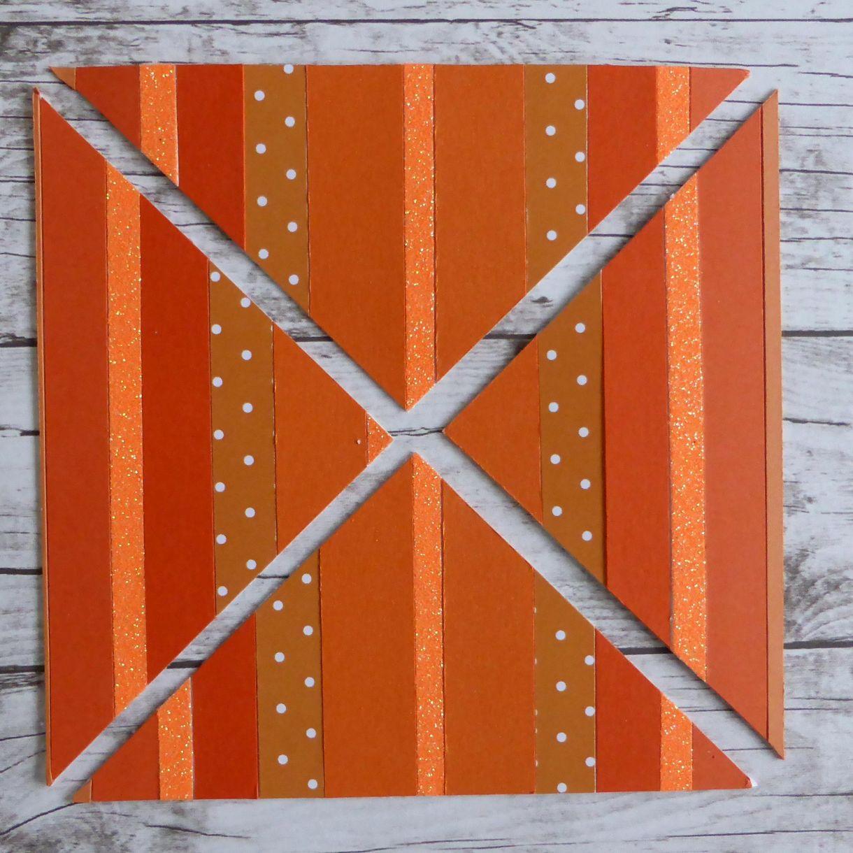 Orange Strips 1B
