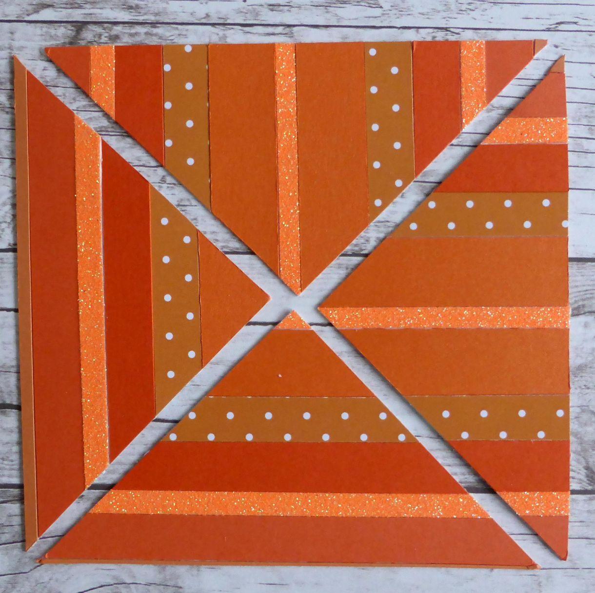 Orange Strips 1C