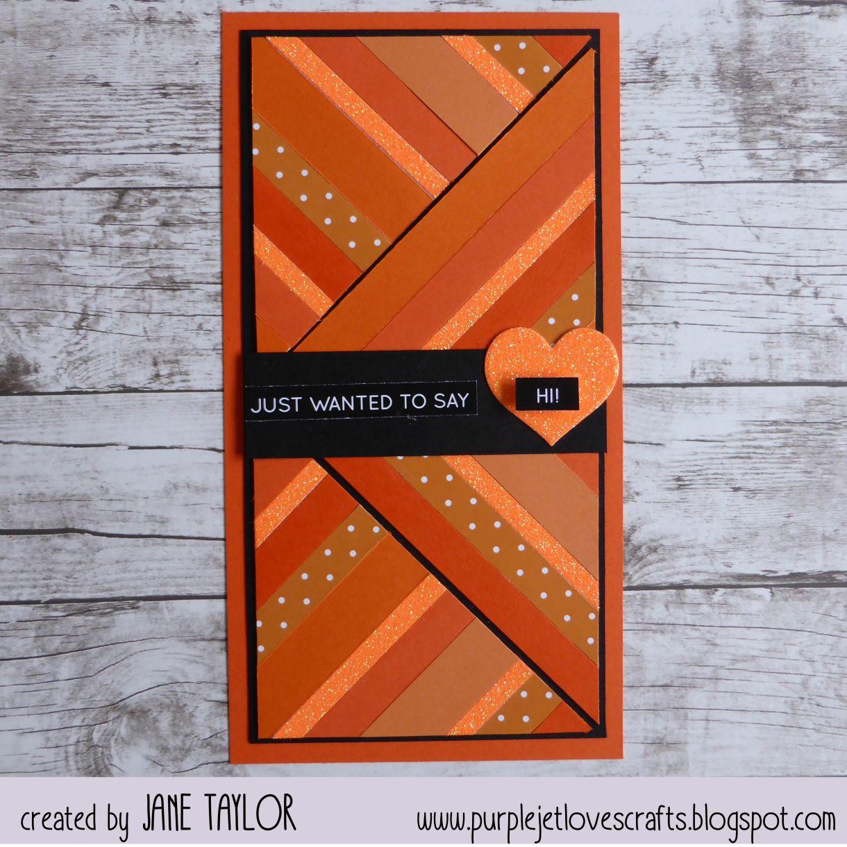 Orange Strips 1G