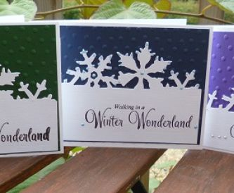 Simple 'Batch-Making' Tips for Christmas Cards