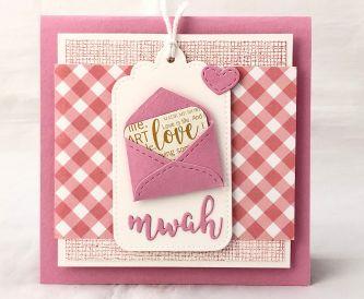 Mwah! Valentine Card
