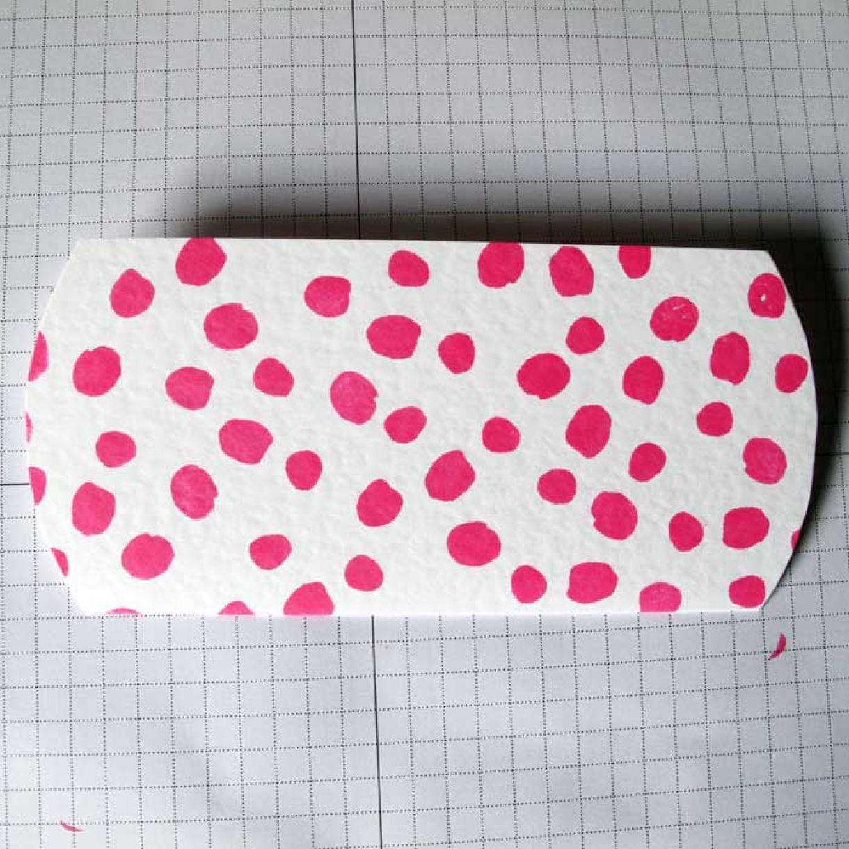 Pillow  Box  Tutorial 3