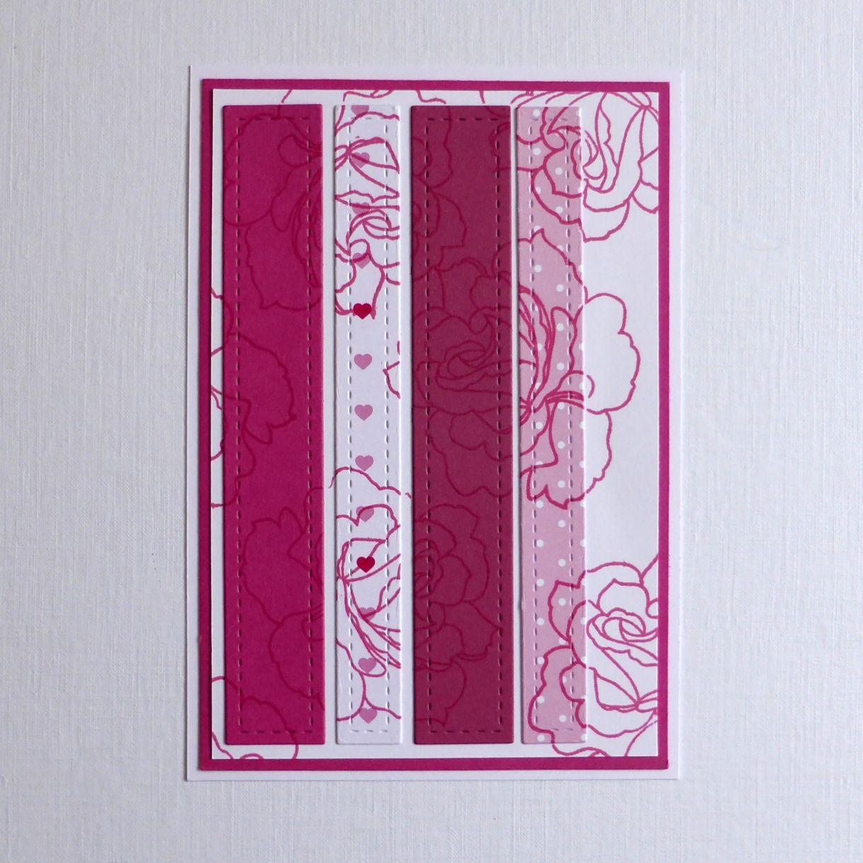 Pink Strips 1C