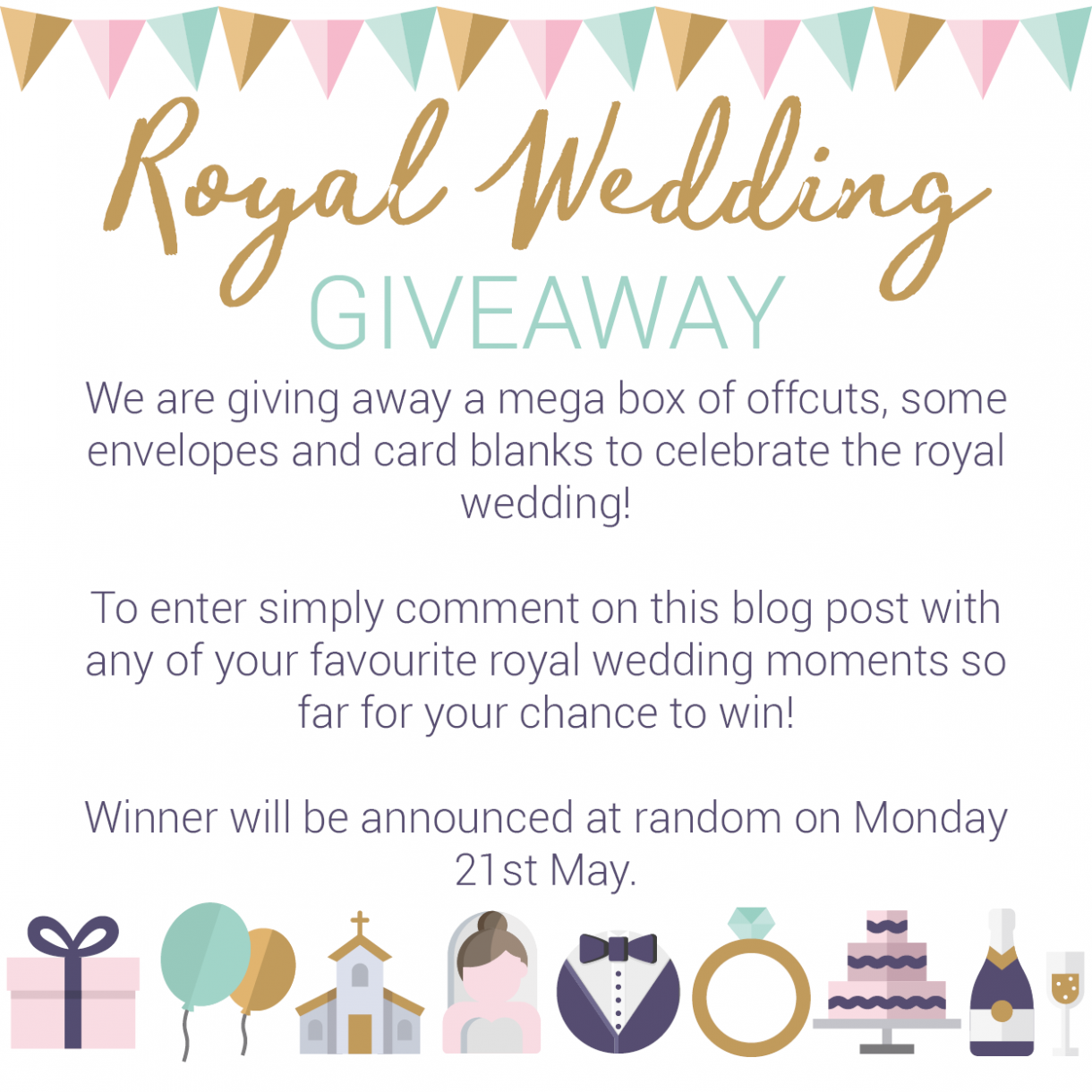 Royal Wedding Blog 1