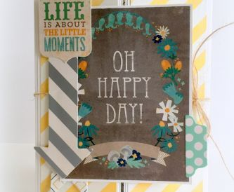 Oh Happy Day! - Gatefold Card Inspiration