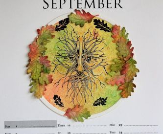 2019 Create-A-Calendar - Autumn Months and December
