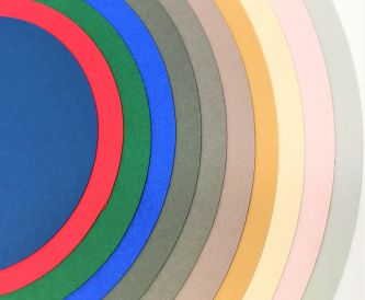 Sirio Colour- Our Newest Collection of Paper and Card