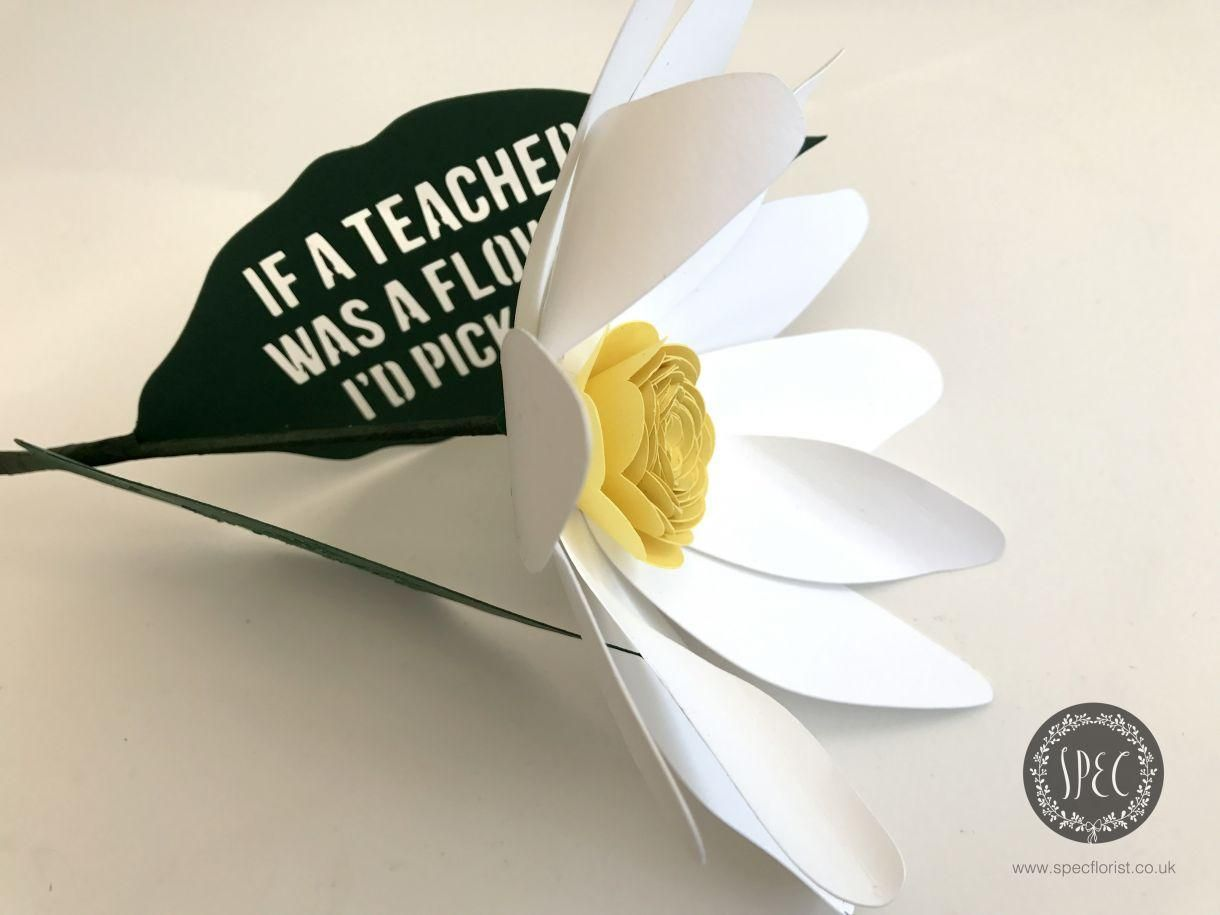 Teacher Flower
