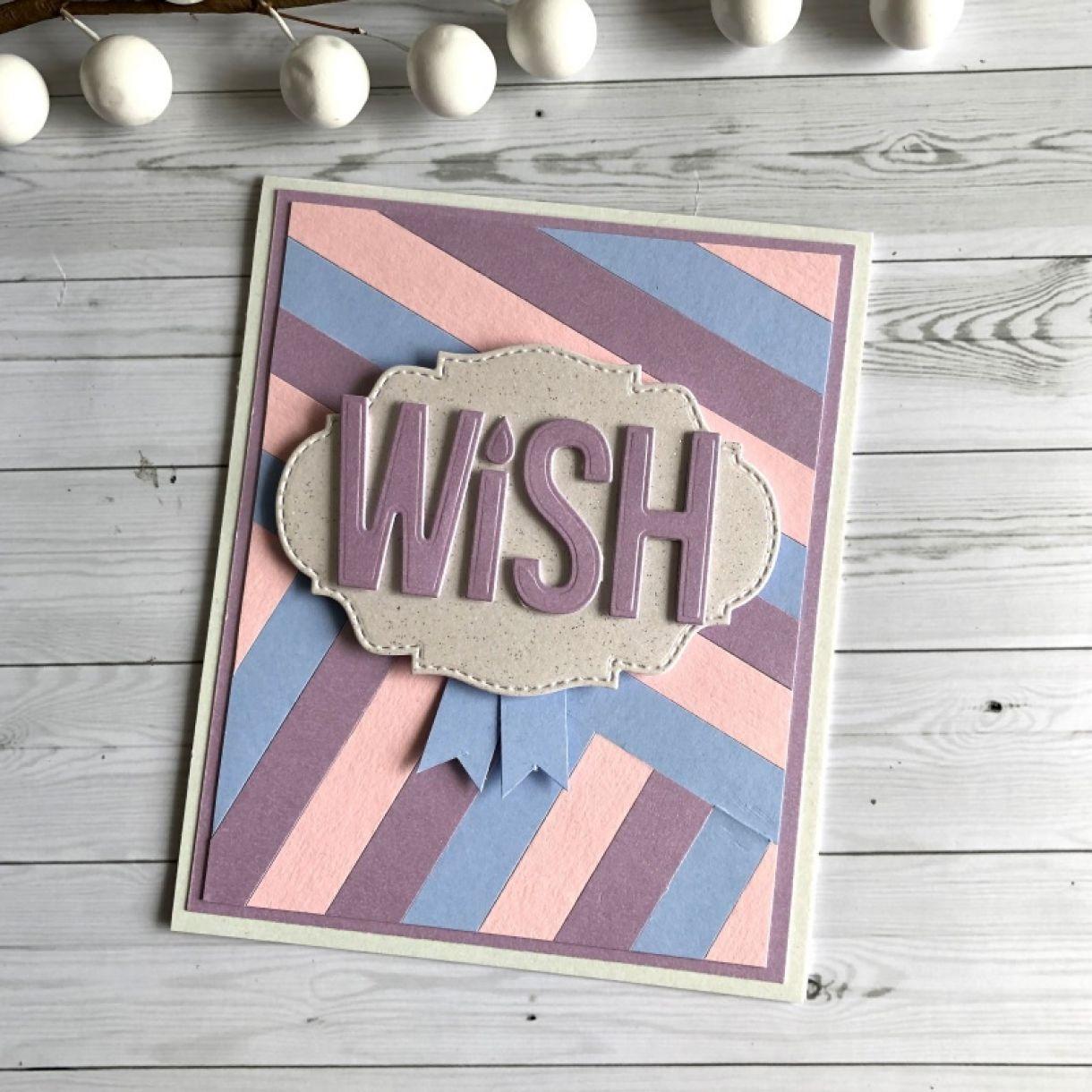 Unicorn Wish Card