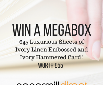 Win a Mega Box