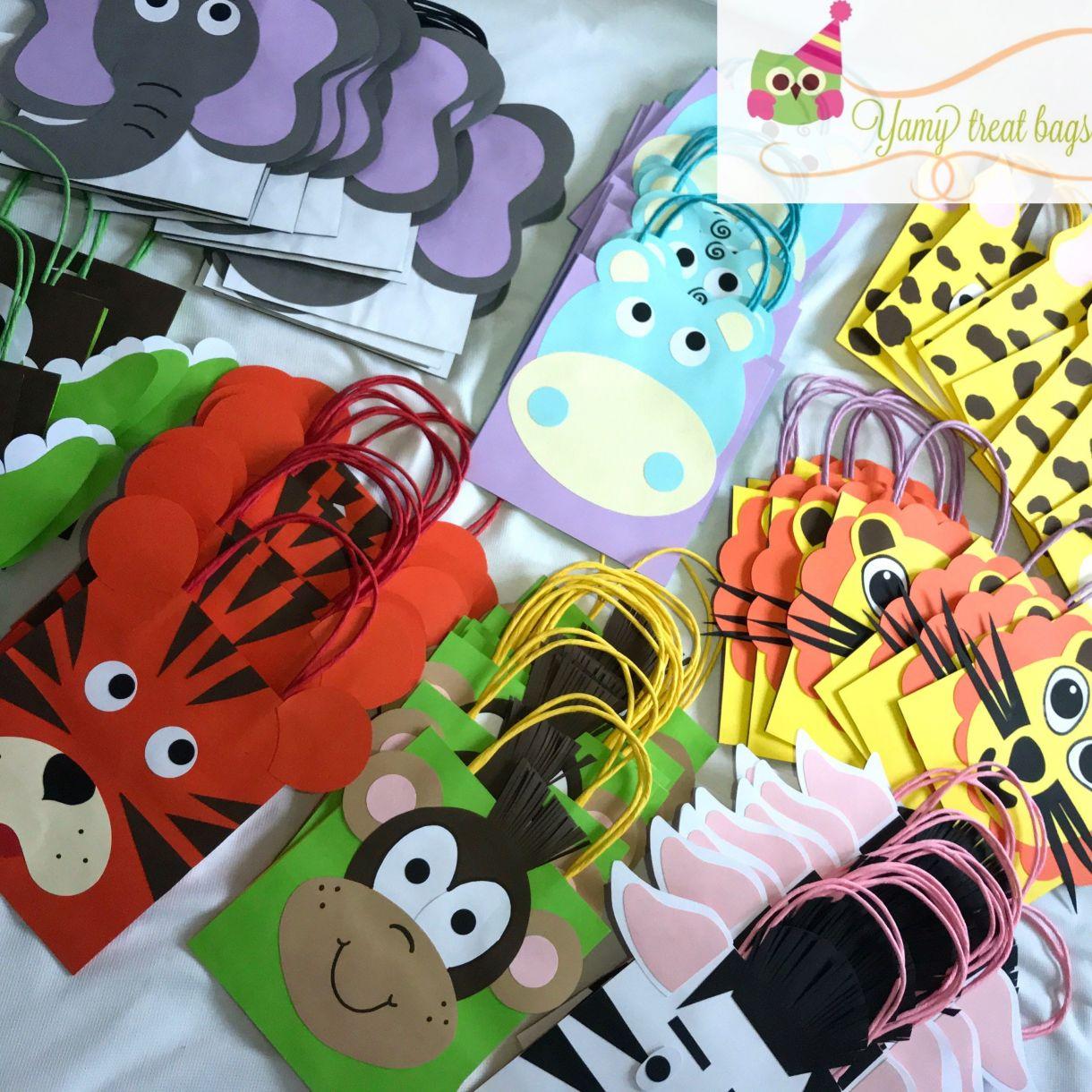 Yamy Treat Bags 8