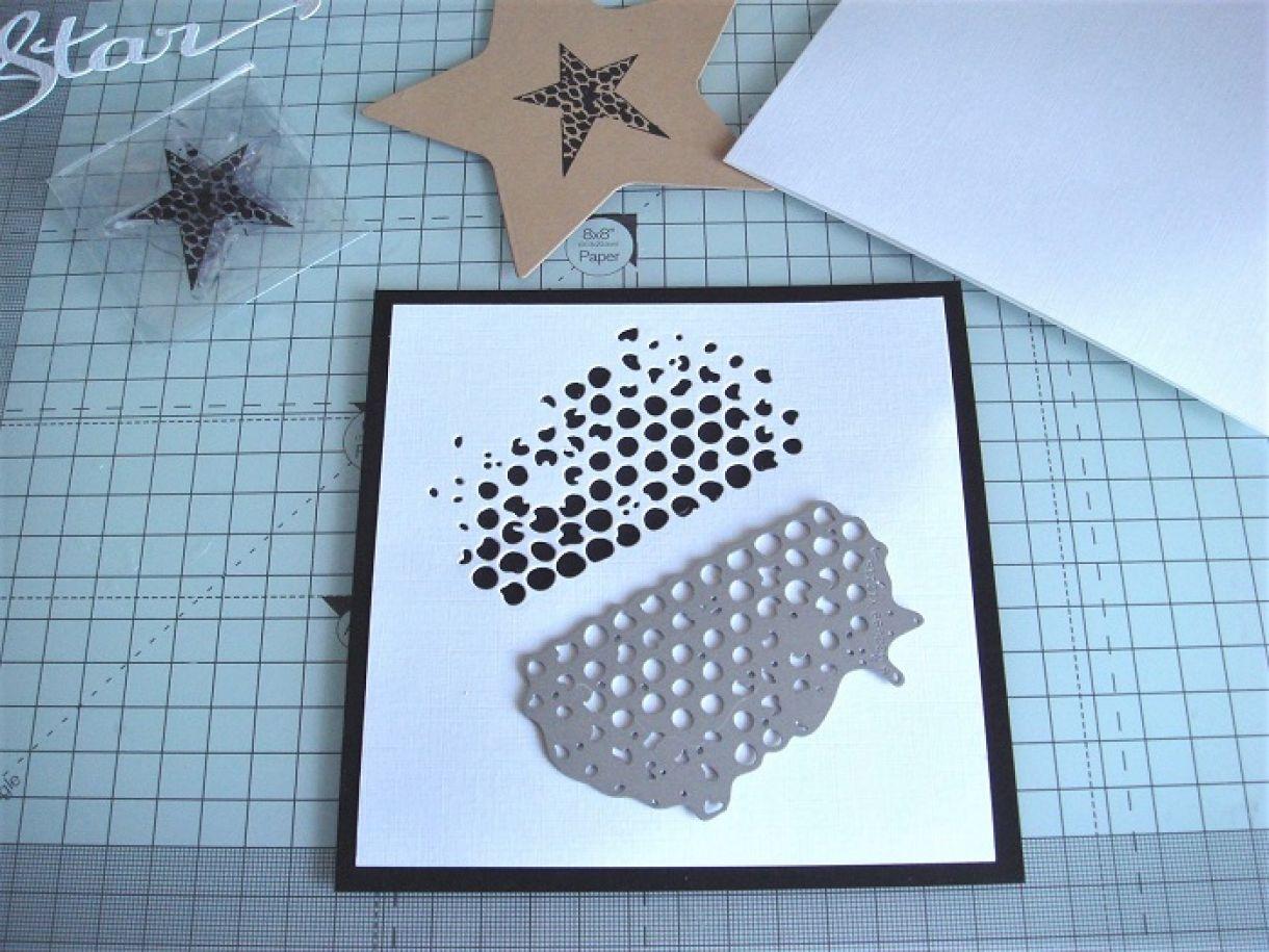 Your A Star Die Cut Card 2
